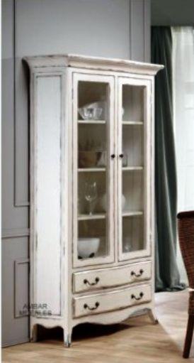 En busca de la vitrina vintage perfecta