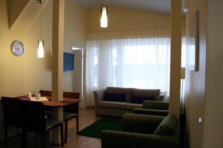 BW Hotel Samantta - Suite. 2 bed rooms, living room, kitchenette, sauna, Jacuzzi, Luxus shower.