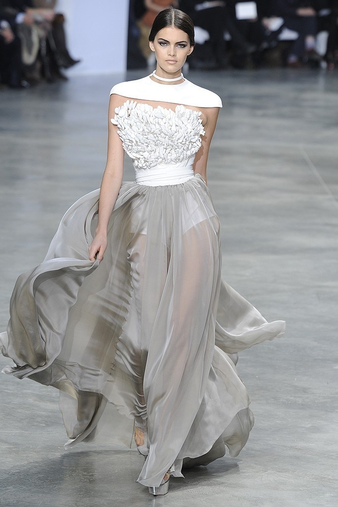 stéphane rolland spring/summer couture 2013 collection