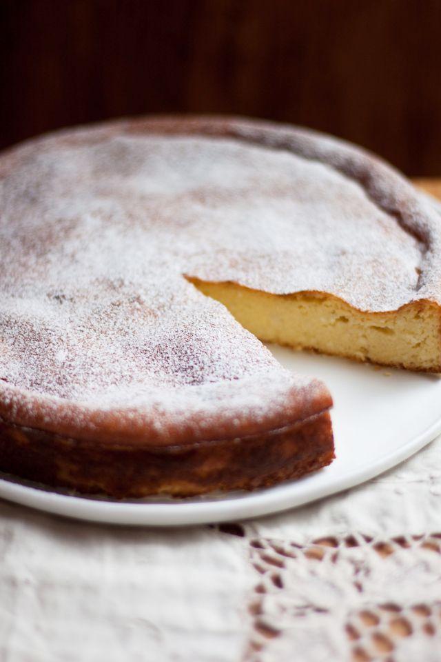 Torta di Semolina, Semolina Cake