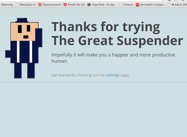 The #GreatSuspender https://chrome.google.com/webstore/detail/the-great-suspender/klbibkeccnjlkjkiokjodocebajanakg #kultjänst