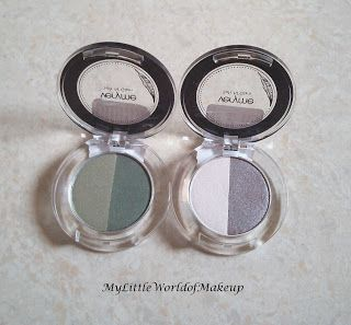 My Little World of Make up: Very Me Soft N' Glam Eyeshadow by Oriflame Review ...