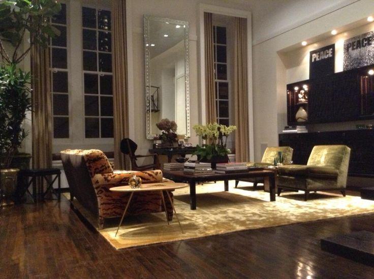 Soho House Interiors Loft Spaces