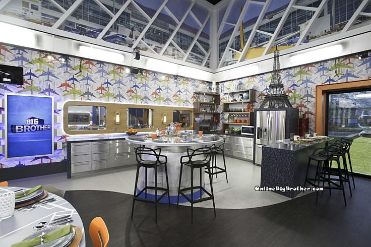 "Big Brother 18 House reveal ""SUMMER VACATION"" Big Brother 18 Spoilers 