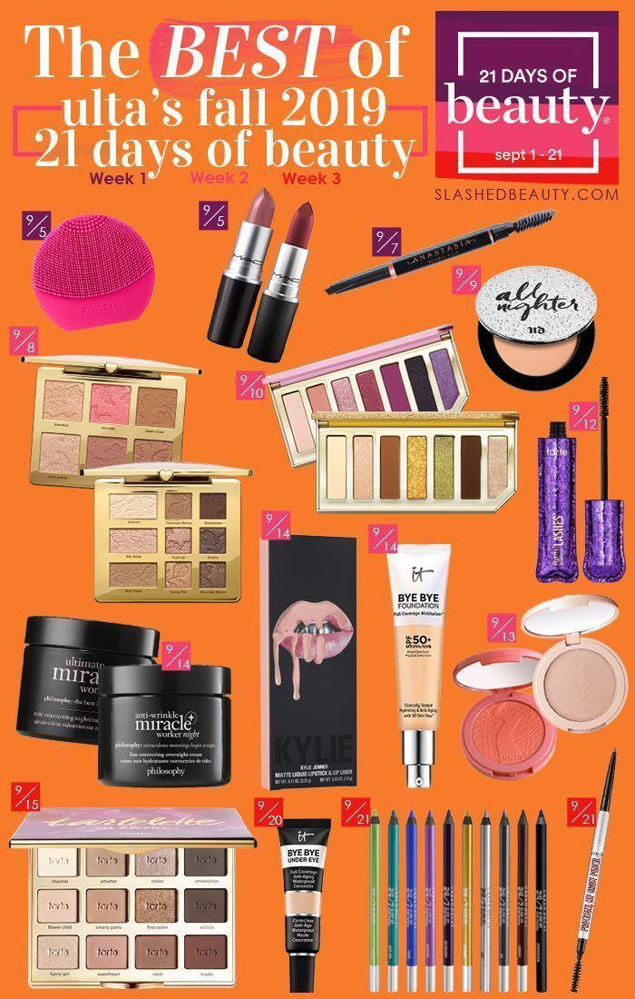 Products at Ulta Beauty Fall 2019