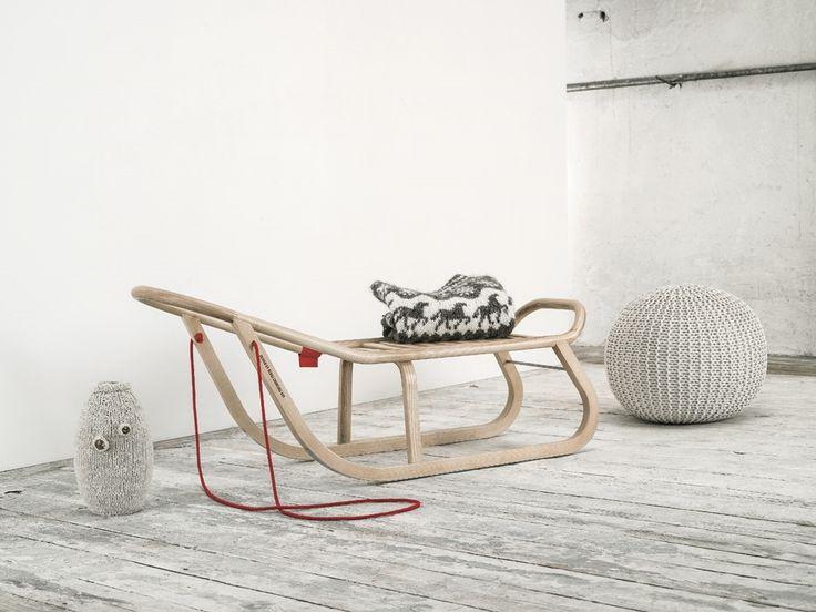 Sáňky | TON a.s. - Židle vyrobené lidmi