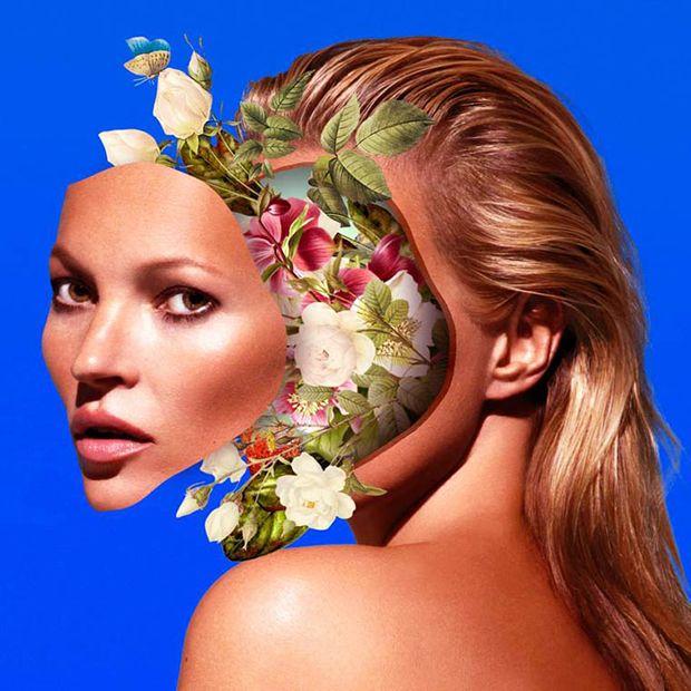 'Nós somos feitos de flores.' - A impressionante série de colagens criadas por Marcelo Monreal mistura retratos, surrealismo e arte botânica. Inspire-se!