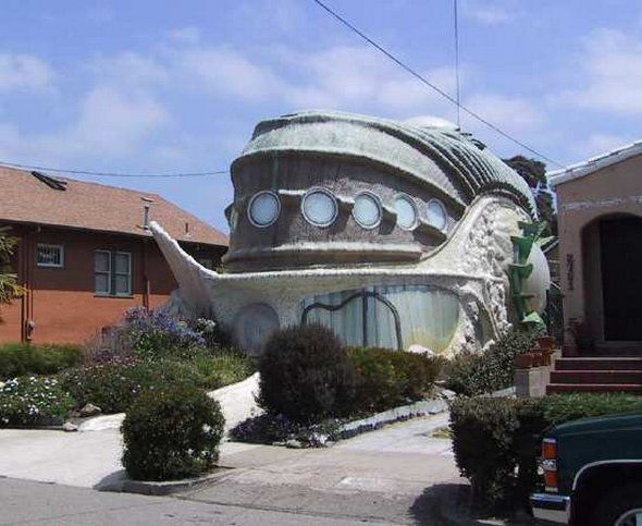 Fish house berkeley architecture pinterest for The berkeley house
