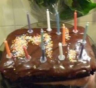 Perfect for Birthdays: Quick & Easy Chocolate cake