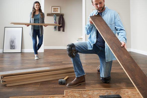 Diy Friendlier Floors Quick Step Studio Laminate In 2020 Diy Flooring Flooring Installation