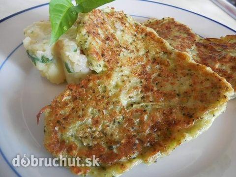 Brokolicové placky - Brokolicu môžete vymeniť napríklad aj za karfiol :-)