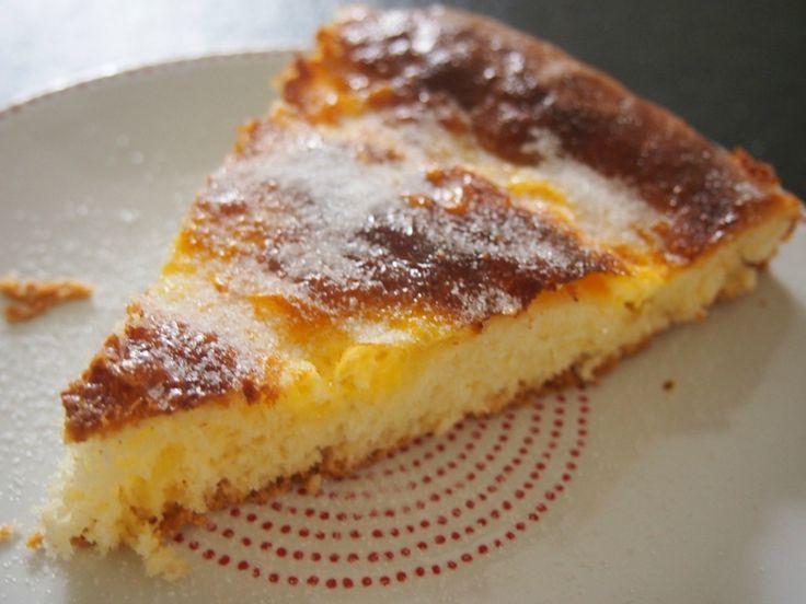 Ma madeleine de Proust, c'est la tarte au sucre mais pas n'importe laquelle ..... celle de ma mère. Après une tentative malheureuse dans...