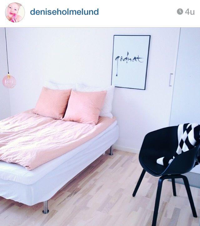 Soveværelse hay diy normanncopenhagen designbyus bolig hjem dansk ...