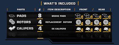 Mountain Brake Rotors