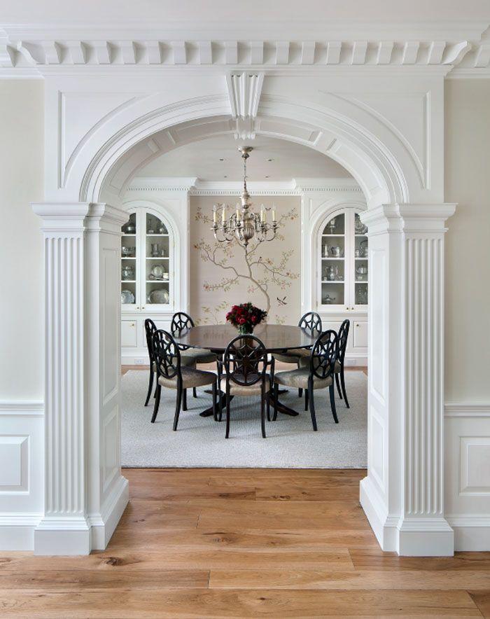 Renoviertes amerikanisches neoklassizistisches Bundeshaus_6   – House