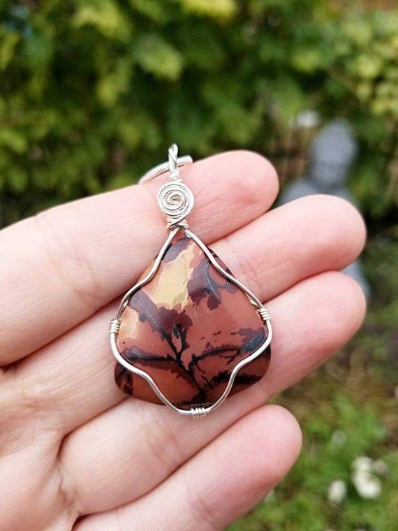 fluorite necklace handmade reiki infused