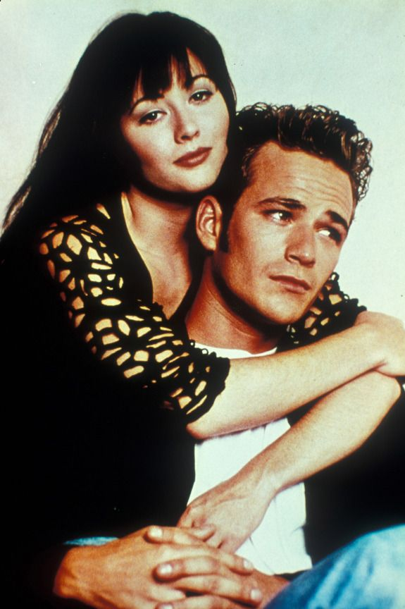 Brenda and Dylan, Beverly Hills 90210
