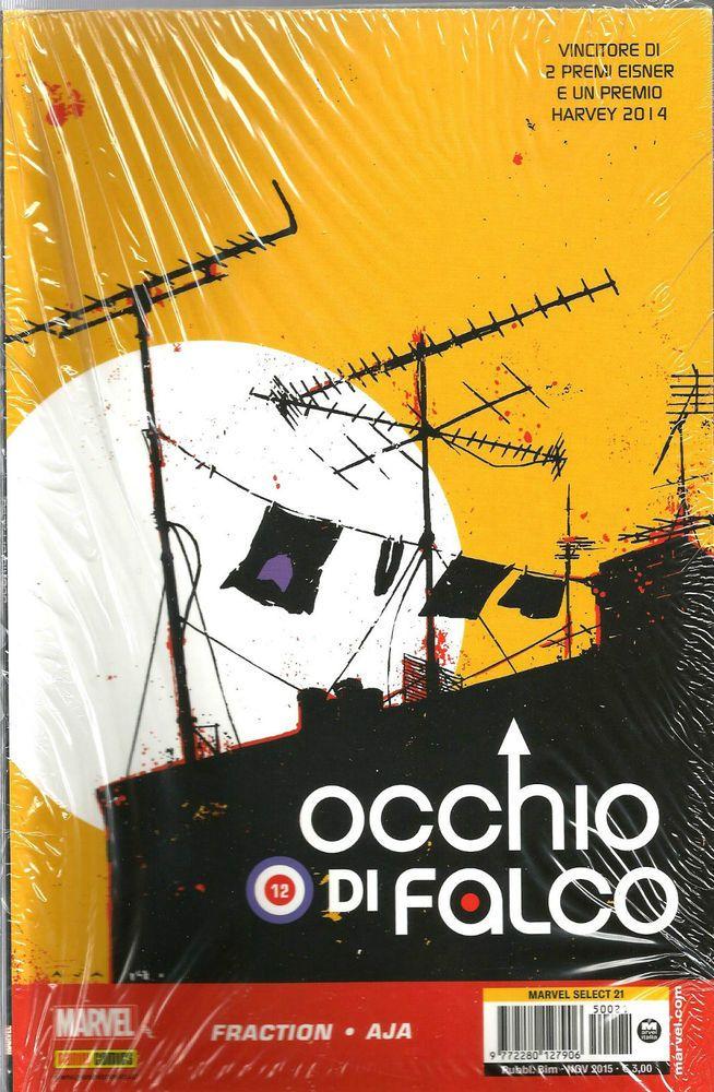 OCCHIO DI FALCO PACK  ED. PANINI COMICS