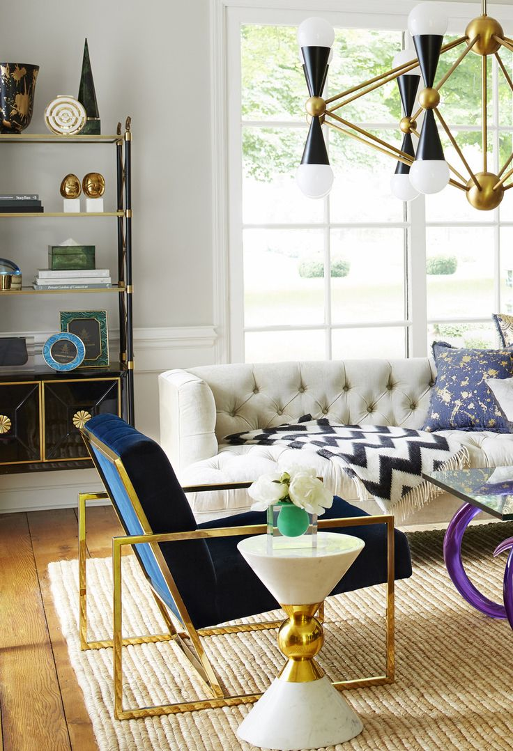 204 Best Living Rooms Images On Pinterest | Jonathan Adler, Design Projects  And Glam Style