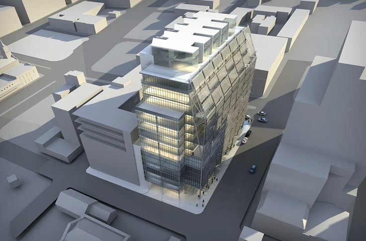 Chiappini Street Tower - 15F - Commercial - De Waterkant | Proposed