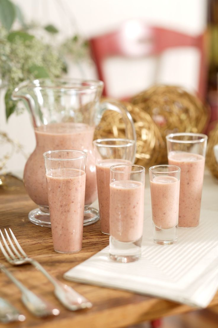 healthy fruit shakes recipes fruit with most vitamin c