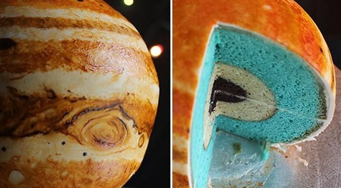How to Make a #Jupiter #Cake - Discover more: http://www.finedininglovers.com/blog/food-drinks/how-to-make-a-jupiter-cake/