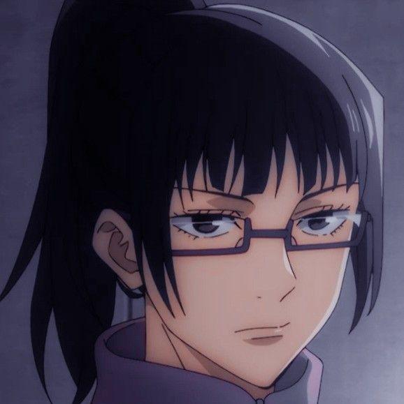 Zen In Maki Anime Jujutsu Anime Icons