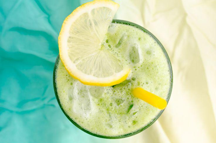 Sok z jarmużu i jabłek - Kale juice