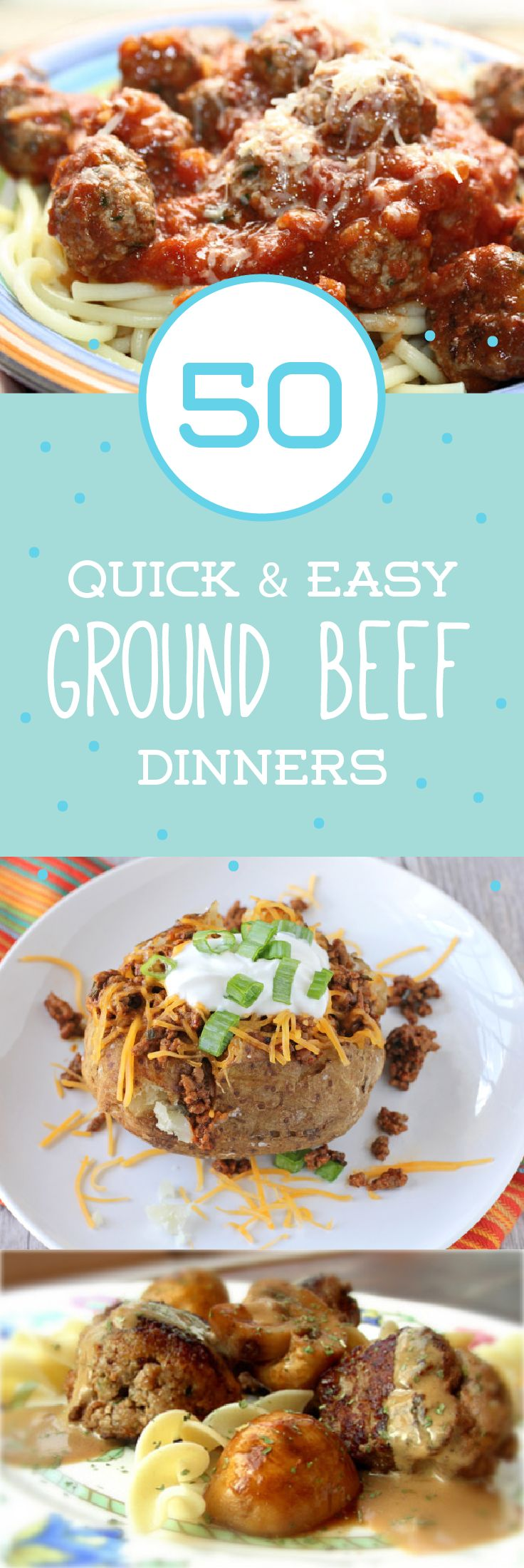 27 quick and easy ground beef dinners beef recipes for Quick and easy dinner ideas with hamburger meat