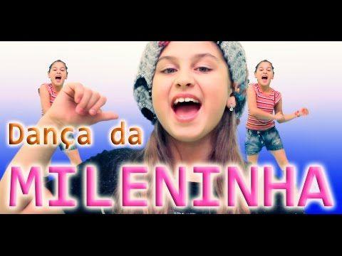 DANÇA DA MILENINHA (Clipe Oficial) - Milena Stepanienco 8 anos - YouTube