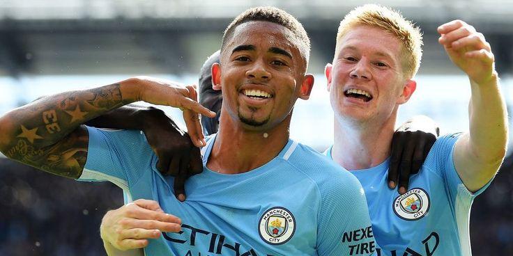 Manchester City Cukur Abis Liverpool