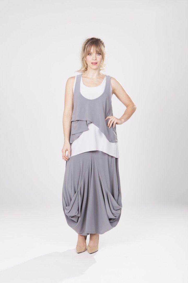 2661 - Swagger Skirt