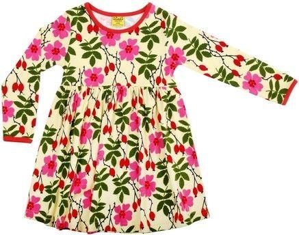 Duns - Dress Gather Skirt Rosehip