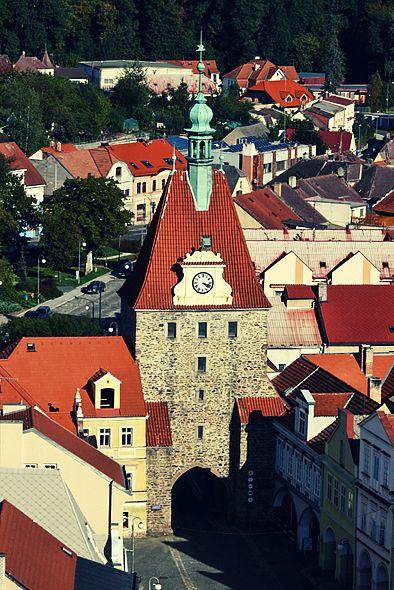 Domažlice in Chodsko region, Czechia