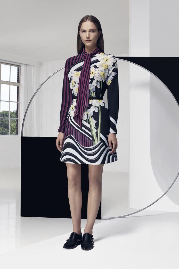 Look 13. Folia Blouse & Alta Skirt