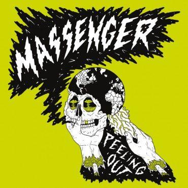 Massenger - Peeling Out - LP Burger Records