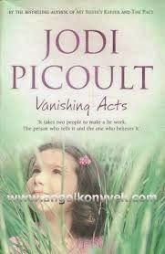 Rantings of a Bibliophile: Vanishing Acts – Jodi Picoult