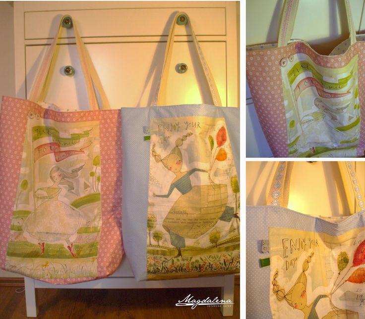 MAJDALENA - Cori Dantini for Blend Fabrics