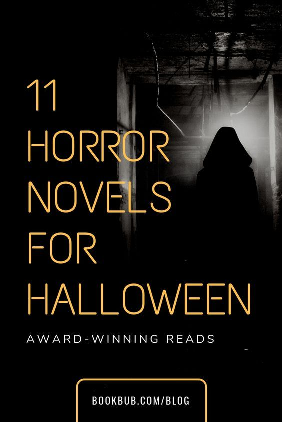 11 Award Winning Books To Read This Halloween In 2018 Reading