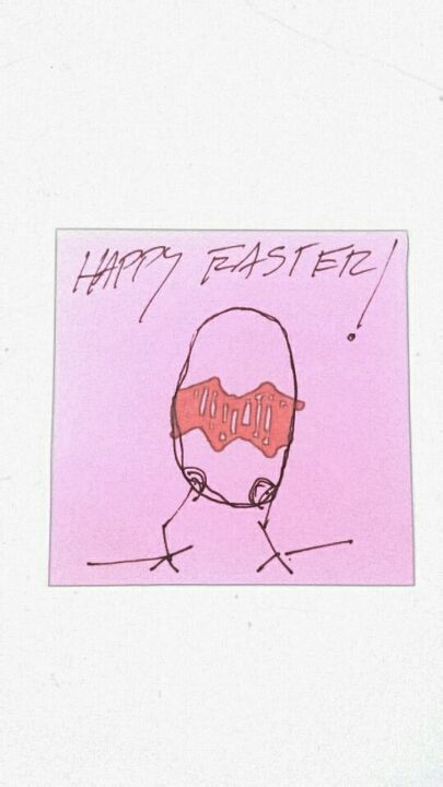 Happy Easter to everyone! Hope you have a wonderful day with friends and family!
