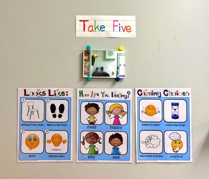 a post all about my first grade classroom Behaviour Management plan & 1-2-3 Magic for Teachers