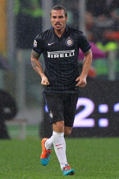 Pablo Daniel Osvaldo Photos: AS Roma v FC Internazionale Milano - Serie A