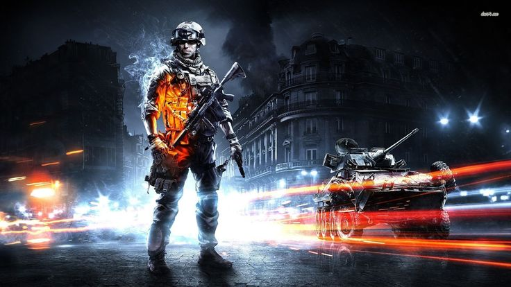 Battlefield 3 Free Pc Wallpaper Downloads 17208 - Amazing Wallpaperz