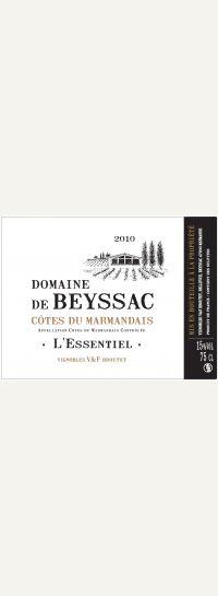 Coup de coeur du Guide #Hachette et 14,5 au Guide Bettane et Desseauve pour ce Côtes-du-Marmandais 2010 ! http://www.mon-vigneron.com/vin/domaine-de-beyssac-l-essentiel-rouge/2010-1252?c=75#