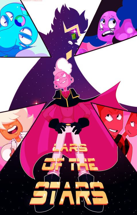 ★ LARS OF THE STARS ★ by cirruseiart