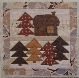 Country Cabin Pattern http://quilting.myfavoritecraft.org/country-quilt-patterns/