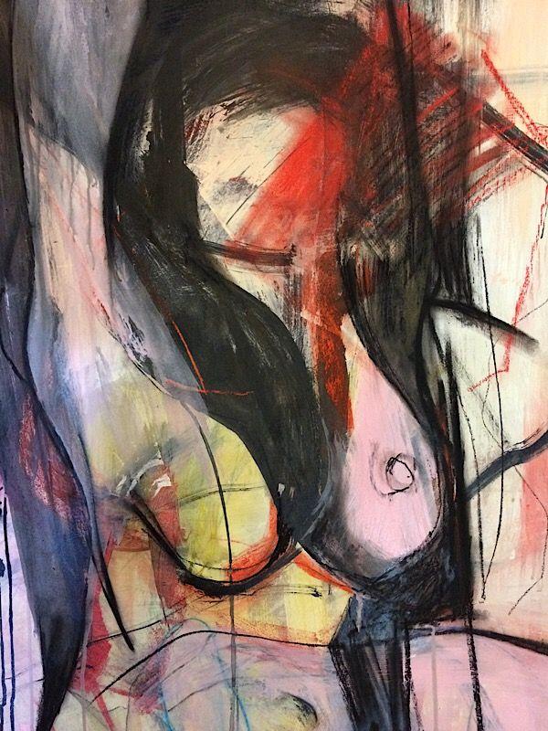 ... 2017 #brunovaratojo #art #artcore #contemporaryart #modernart #artwork #fineart #artcall #painting #study #paintingstudy #drawing #saatchiart