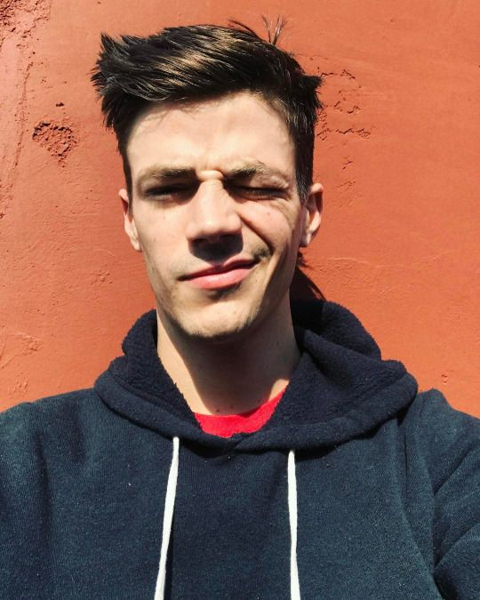 Grant Gustin - grantgust: Tired, but in the sun for the weekend. Thank you for all the early birthday love.