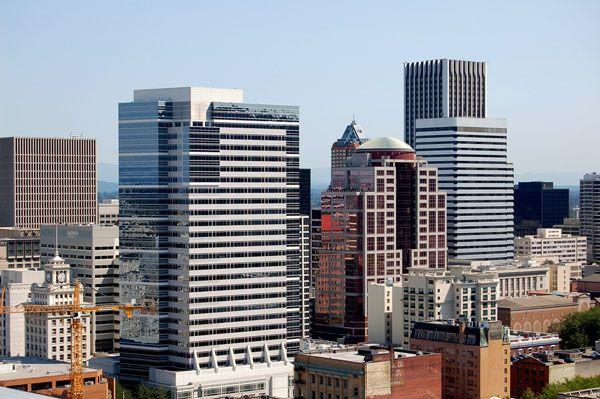 Портленд (Орегон) | Достопримечательности, фото Портленда - Города США