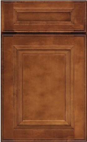 Aristokraft By Masterbrand Briarcliff Maple In Saddle   Level 5. Cabinet  Door ...